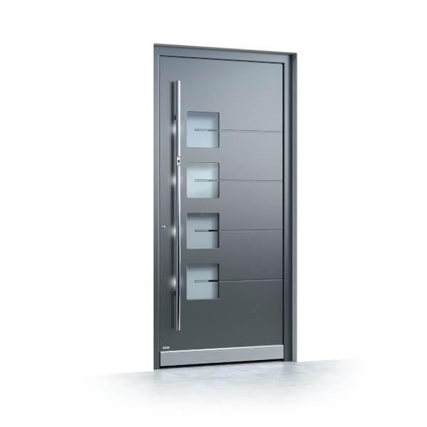 Aluminum Entry Doors In Beautiful Modern Designs Neuffer
