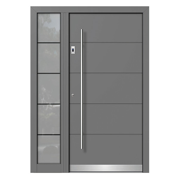Aluminum Clad Wood Entry Doors Custom Built In A Variety Of Styles