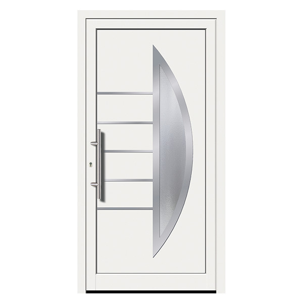 Vinyl Entry Doors - Custom Built in Germany | Neuffer