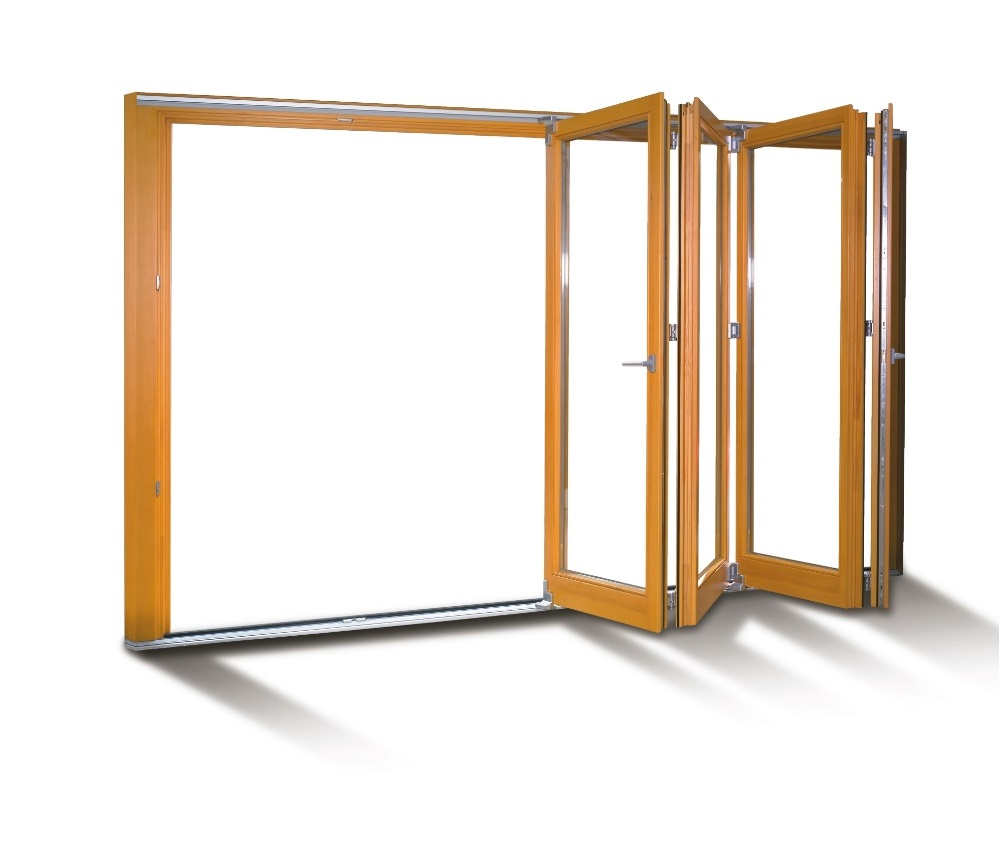 Wood Bifold Doors