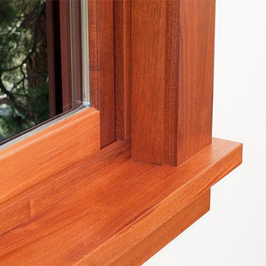 Hardwood Window Sills