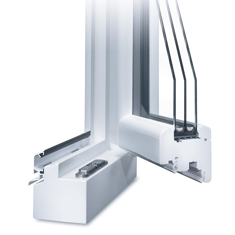 Triple Glazed Windows High U Values At Low Prices Neuffer